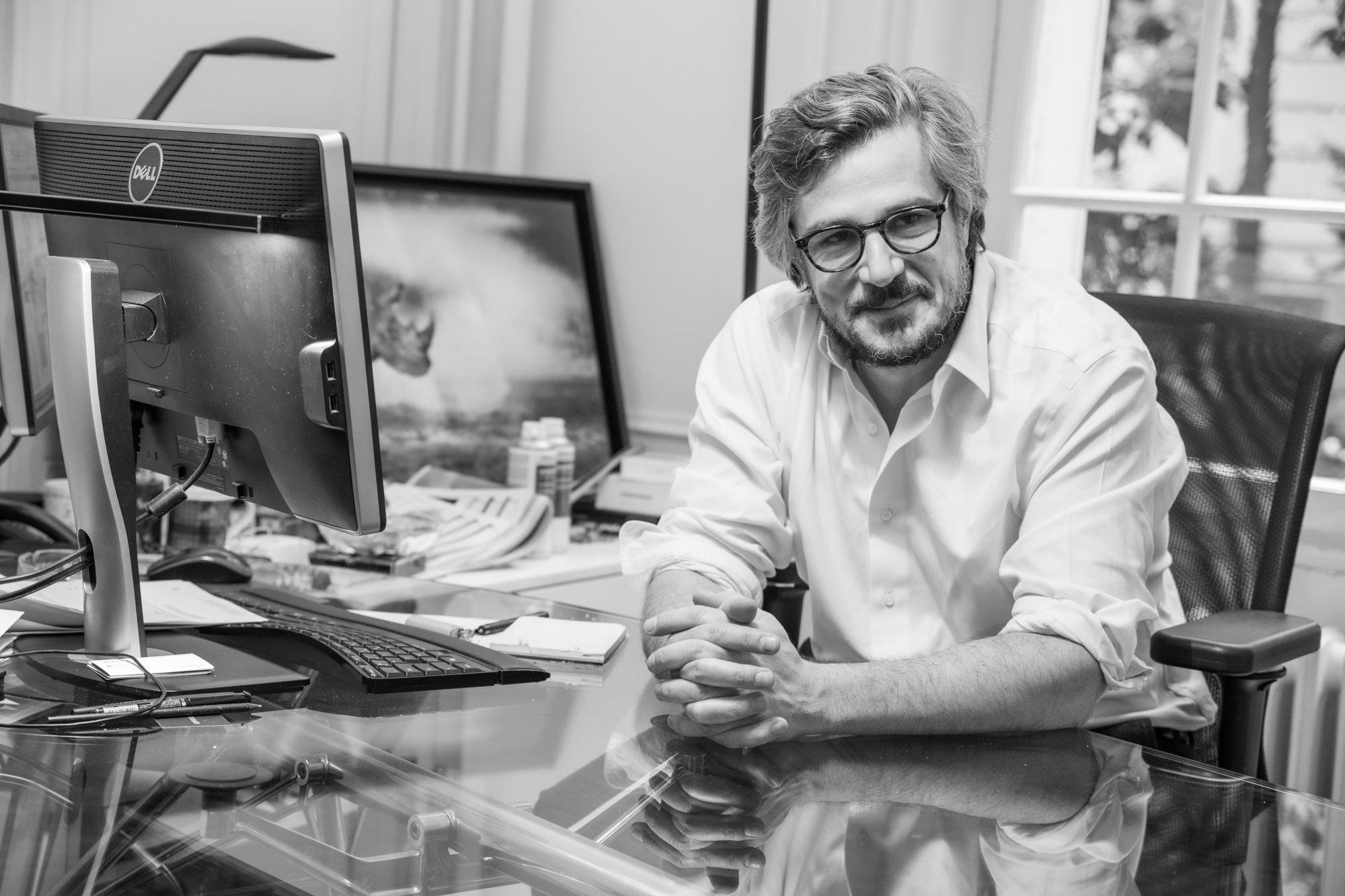 Fabrice Girard - Enthoven & Girard Avocats